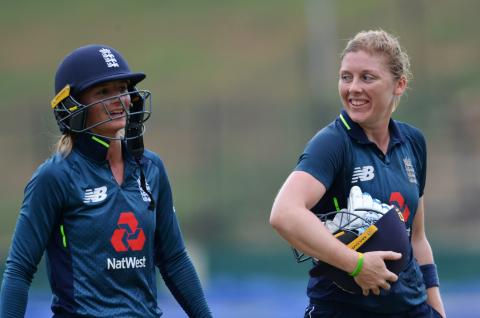 England Women Pick Squad For West Indies