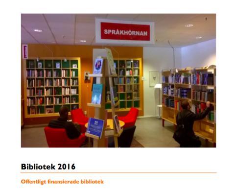 E-böcker ökar och biblioteken satsar på barn och unga