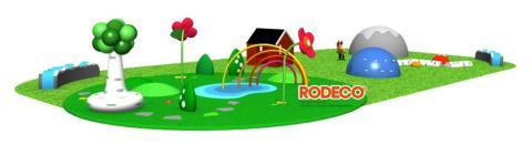 RODECO levererar utelek till ledande möbeltillverkare i Budapest.
