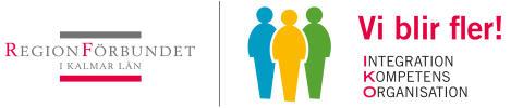 Projektsymbol (Vi blir fler - IKO, Integration, kompetens organisation)