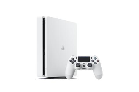 Sony introducerar Glacier White PlayStation®4 – släpps 24 januari