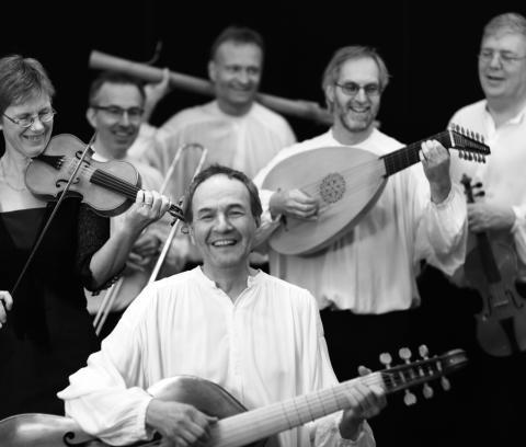 Musik kring Martin Luther spelas i Västerås domkyrka