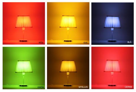 Mysljus - Förändrar skenet från din lågenergilampa