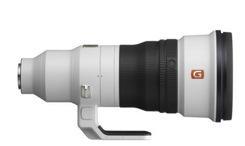 Sony анонсира разработката на нов G Master™ 400mm F2.8 пълноформатен обектив с Е байонет за супер телефотография