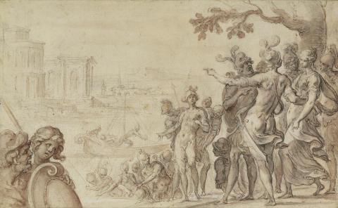 Tegninger fra dansk kunstsamling solgt for 12,6 mio. kr.