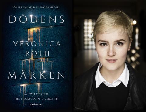 Superstjärnan Veronica Roth tillbaka med ny framtidsroman