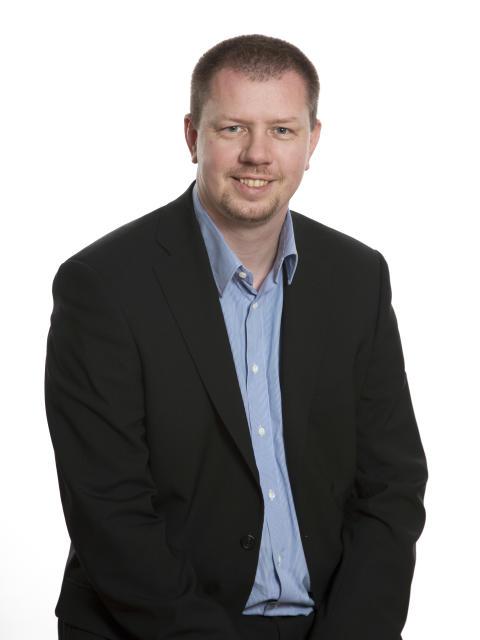 Roger Fredriksson Kommunalråd Ronneby