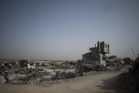 Blockaden av Gaza måste hävas
