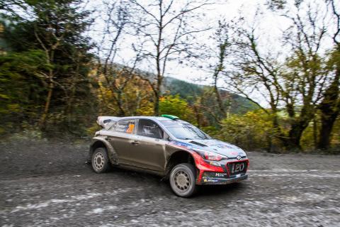 Hyundai Motorsport - Wales Rally GB