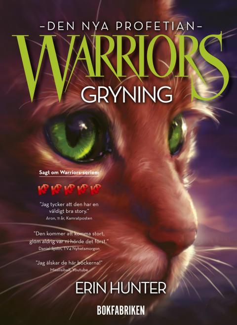 Senaste delen i populära Warriors-serien ute nu