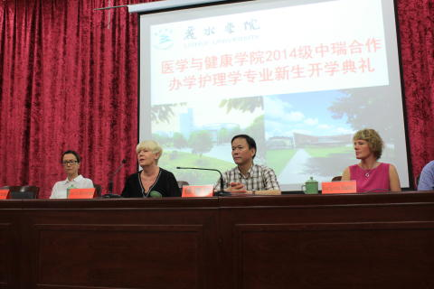 nursing education in China