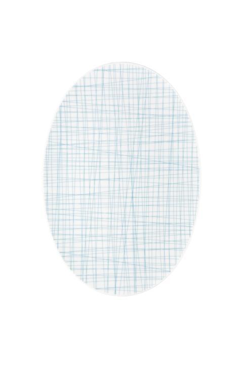R_Mesh_Line Aqua_Platte 34 cm