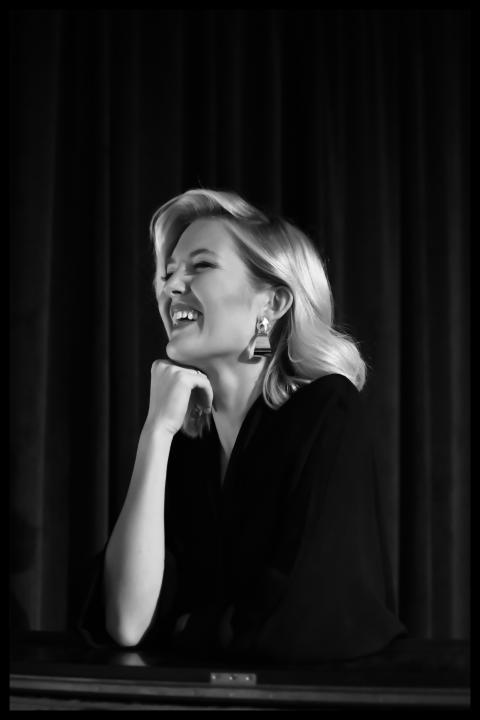 Amanda Andréas med Sveriges nya låtskatt!