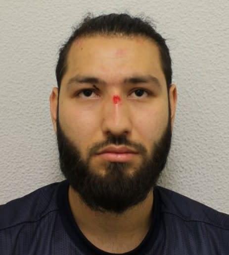 Massihullah Mohmand, 33