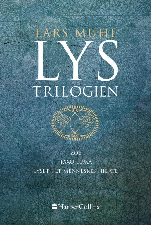 Nyhed på vej fra HarperCollins: LYS-TRILOGIEN af Lars Muhl