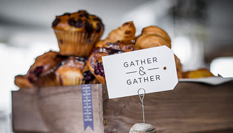 Gather & Gather achieves Two Star sustainable restaurant rating