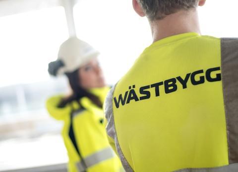 Wästbygg vinner upphandling och bygger 128 lägenheter i Lund