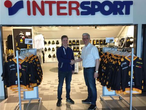 Nytt samarbetsavtal mellan INTERSPORT och Skellefteå AIK Hockey