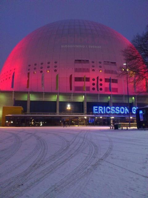 Ericsson Globe Allahjärtansdag