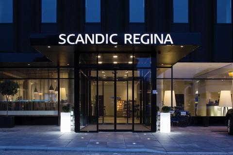 Scandic Regina blandt Danmarks 25 bedste hoteller