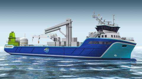 BioMar med nytt og miljøvennlig fartøy