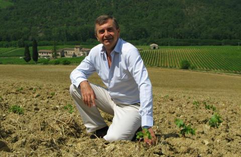 Baronen Francesco Ricasoli söker vininspiratör i Sverige!