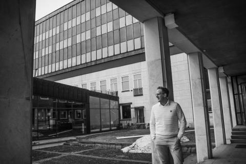 """""""Jag vill se vart det bär""""– Skellefteås hotellkung Kristofer Lundström i lång intervju"""