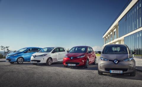 Ny aftale betyder kæmpe besparelser på elbilen Renault Zoe