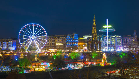 Ho Ho Holidays are coming with Scotland's Winter Festivals