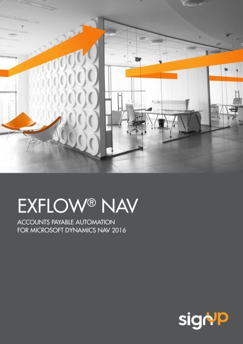 Accounts Payable Automation for Microsoft Dynamics NAV 2016