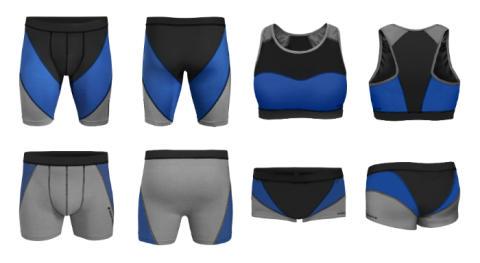 STÅLBRALLAN LANSERAS I ALMEDALEN - Björn Borg och Stålindustrin tar fram underkläder som klarar extrem hetta och rymdresor