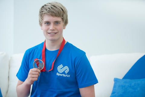 More than two hundred SportsAid athletes win medals in Glasgow