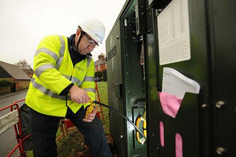 iNorthumberland lights up Kieder with superfast fibre broadband