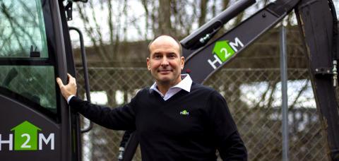 H2M rekryterar ny försäljningschef