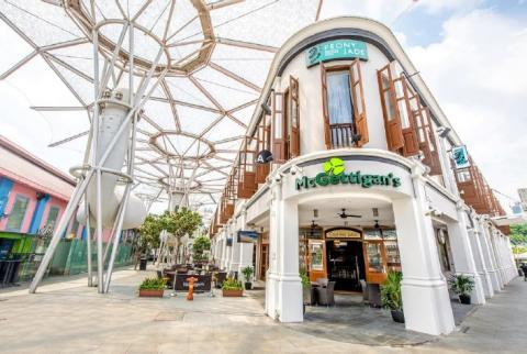 Celebrate St. Patrick's Day at McGettigan's Clarke Quay