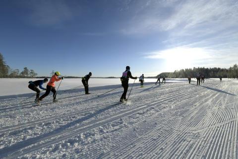 Vasaloppets vintervecka 2018 i siffror – på söndag öppnar anmälan till 2019