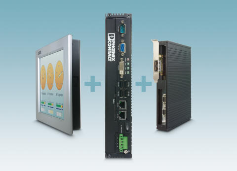 Box and panel PCs with the latest processors