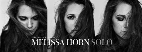 Extrakonserter till Melissa Horns höstturné