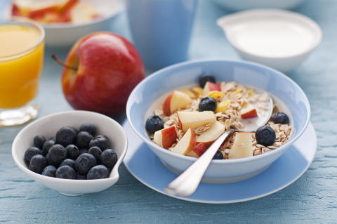 Svensken slarvar med frukosten - lunch och middag ger längre mättnadskänsla