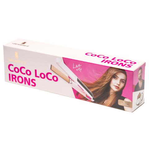 Lee Stafford CoCo LoCo Hair Straightener - Box