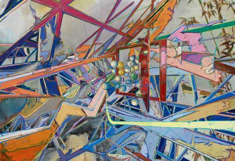 Mountains and Streams – Sju samtida  kinesiska konstnärer till Stockholm