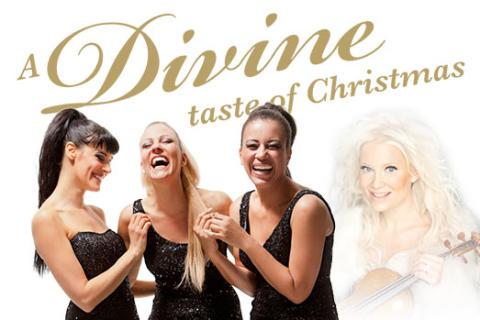 """""""A Divine taste of Christmas"""" på Berns"""