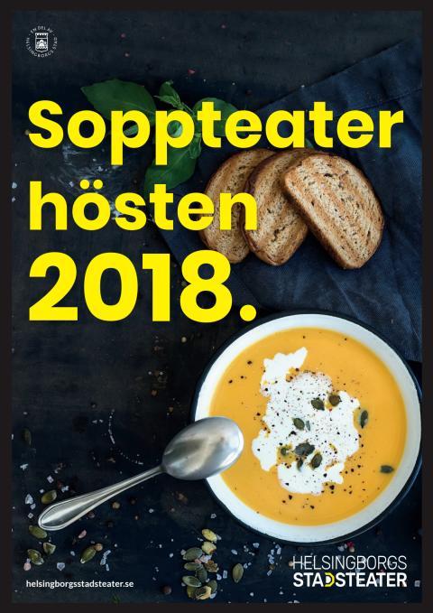 Program Soppteater hösten 2018