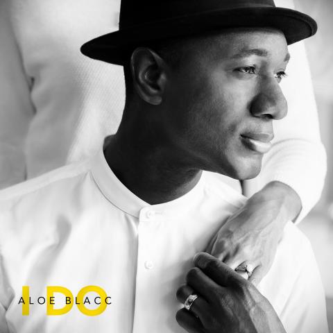 "Grammisvinnaren Aloe Blacc släpper nya singeln ""I Do"""
