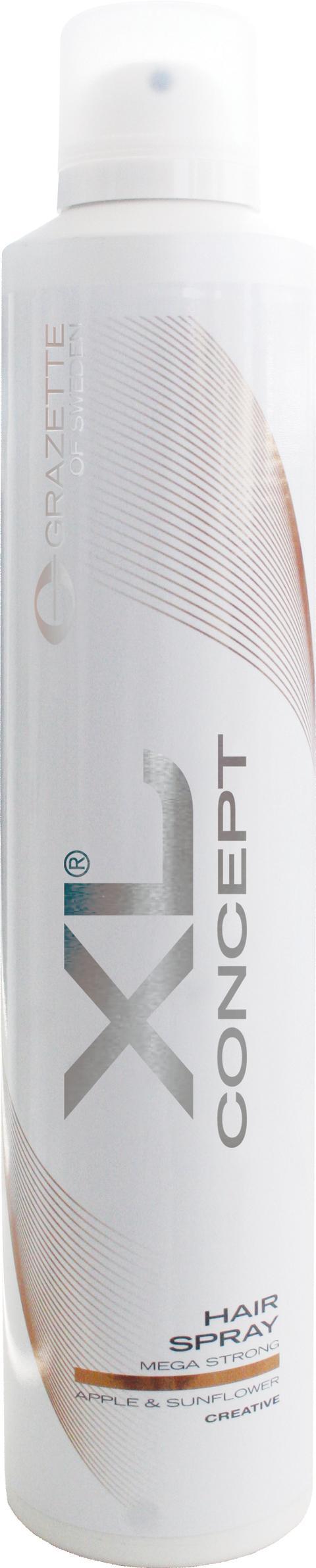 XL Concept Hairspray Mega strong