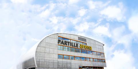 Nedräkning - Fyndfest i Partille Arena