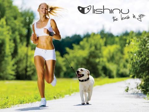 Lishinu Handsfree Hundkoppel