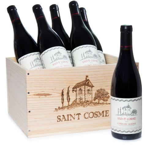 Prisbelönt från Rhônedalen i ny årgång!