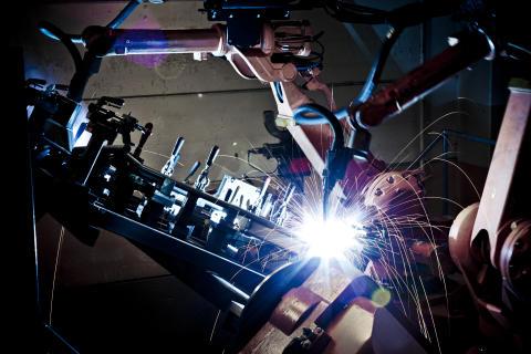 Robotsvetsning - Proton Engineering
