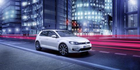 Hybrid VW Golf GTE makes UK debut next week at Gadget Show Live